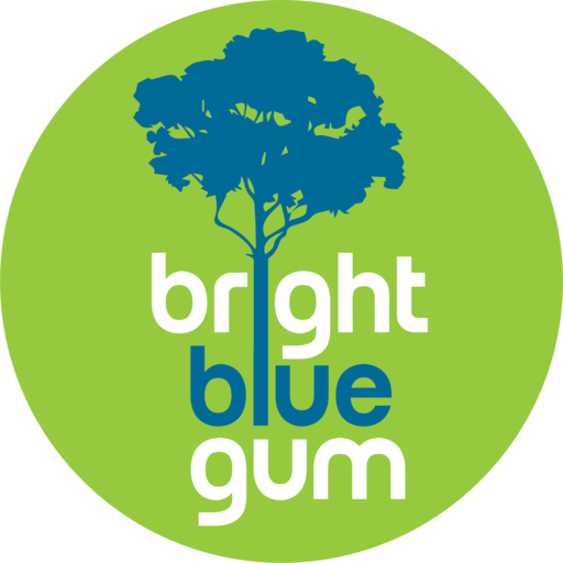 Bright Blue Gum