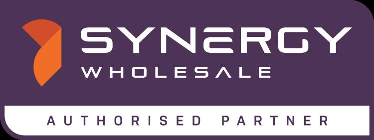 Synergy Wholesale Authorised Partner logo